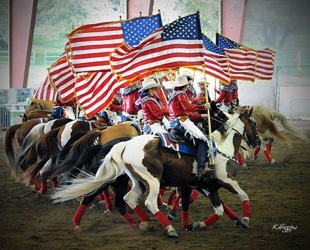 Equestrian Drill Team California Cowgirls All Things