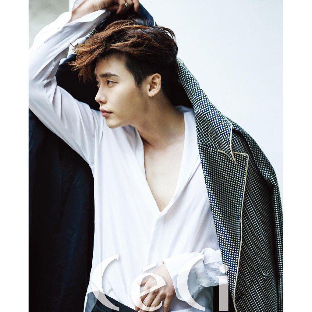 Only Lee Jong Suk — 20.07.2016cecikoreaIG Update - Leejongsuk 드디어...