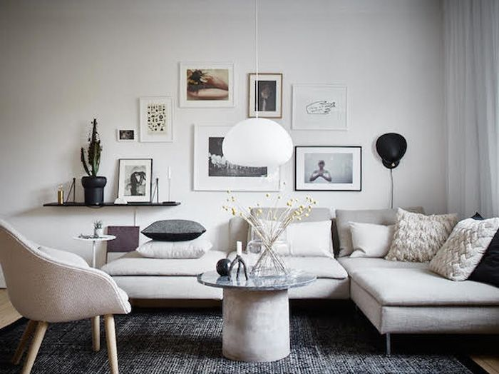 Rental Apartment Living Soderhamn Sofavoyage In Design  Room Interesting Interior Design Living Room Ideas Inspiration