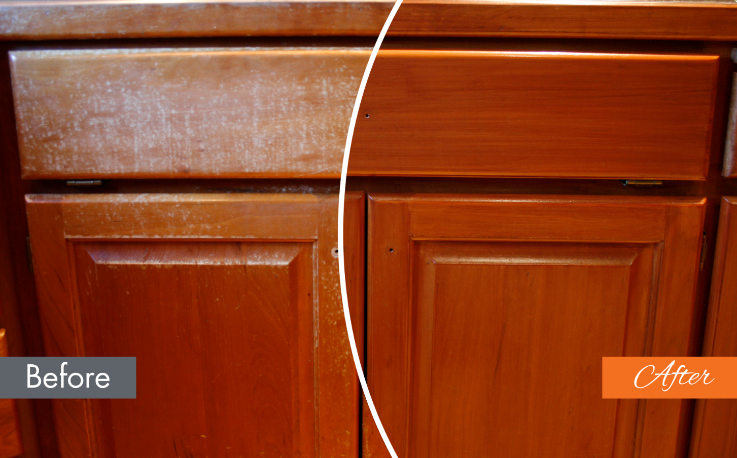 The Classic Cabinet Refinish Job Is One That Can Revive Your Old Worn Out Cabinets By Restoring Origina Refinishing Cabinets Classic Cabinets Wood Refinishing