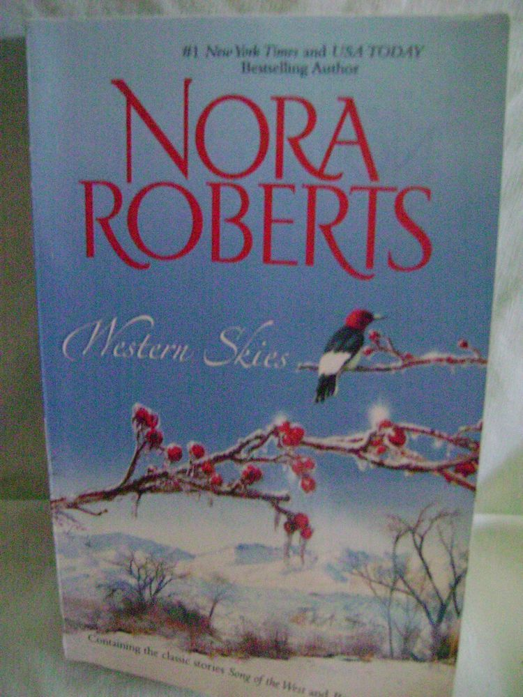 Western Skies by Nora Roberts (Paperback) Silhouette Books | iHeart