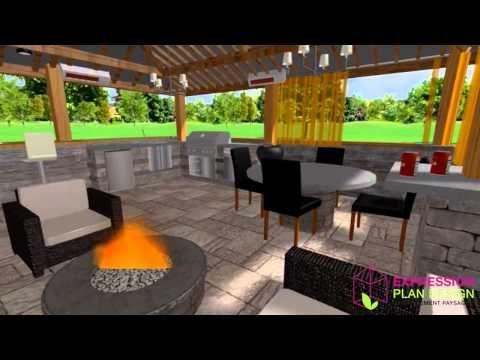 Expression Plan Design - Plan d\'aménagement extérieur ...