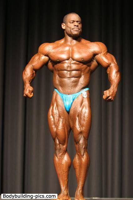 Der mehrfache IFBB Profi Grand Prix, Ironman, Arnold Classic und