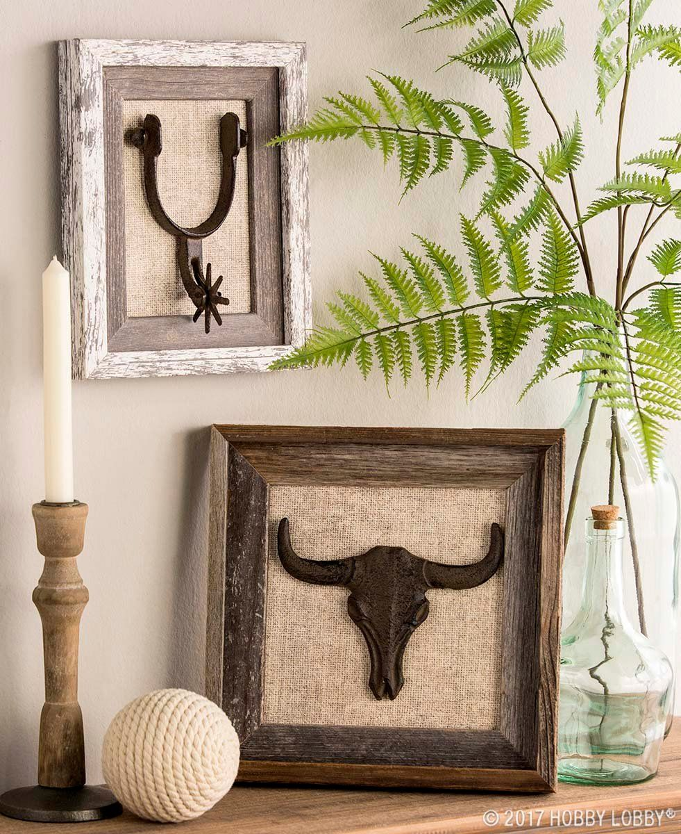 Add some western wonder to your decor with our wide