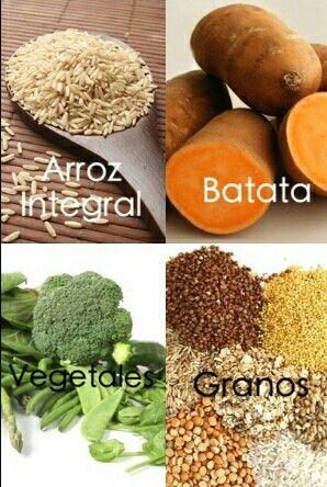 Carbohidratos Complejos Aliados Perfectos Para Adelgazar Grupos De Alimentos Carbohidratos Complejos Carbohidratos