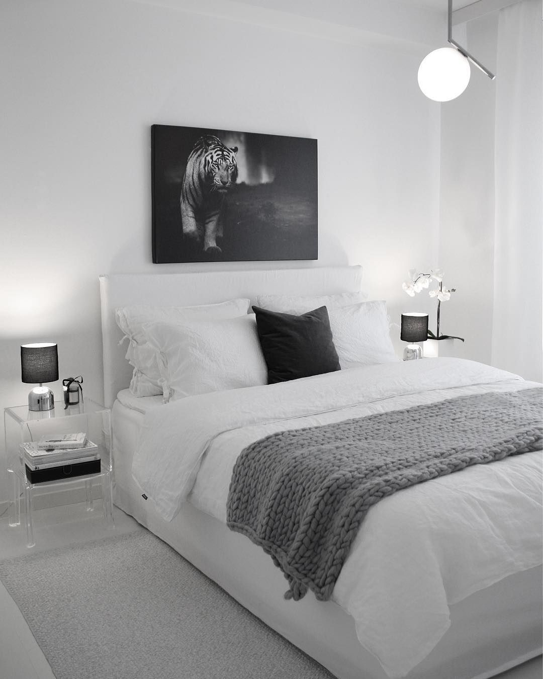 Black Amp White Bedroom Room Aesthetic Goals Black Black White Bedrooms Aesthetic Bedroom Black Curtains Bedroom