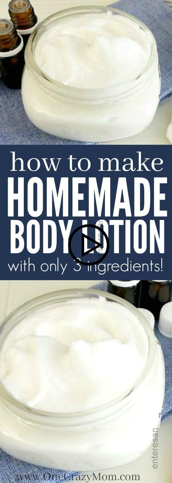 This #homemade #body #lotion #is #easy #to #make. #Learn #how #to #make #homemade #lotion #that #is #all #natural. #Homemade #lotion #recipe #is #frugal #too. #You #will #love #how #well #this #homemade #lotion #works #on #dry #skin! # #onecrazymom # #bodylotion # #homemade #, #Body #bodylotion #Dry #easy #frugal #Homemade #Learn #Lotion #love #Natural #onecrazymom #Recipe #skin #Works,This...