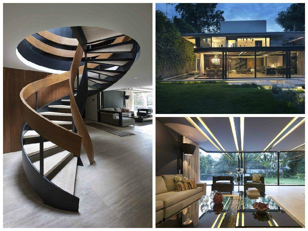Casa Lomas Paola Calzada Arquitectos Premios Cidi Bienal  # Muebles Gaudi Guadalajara
