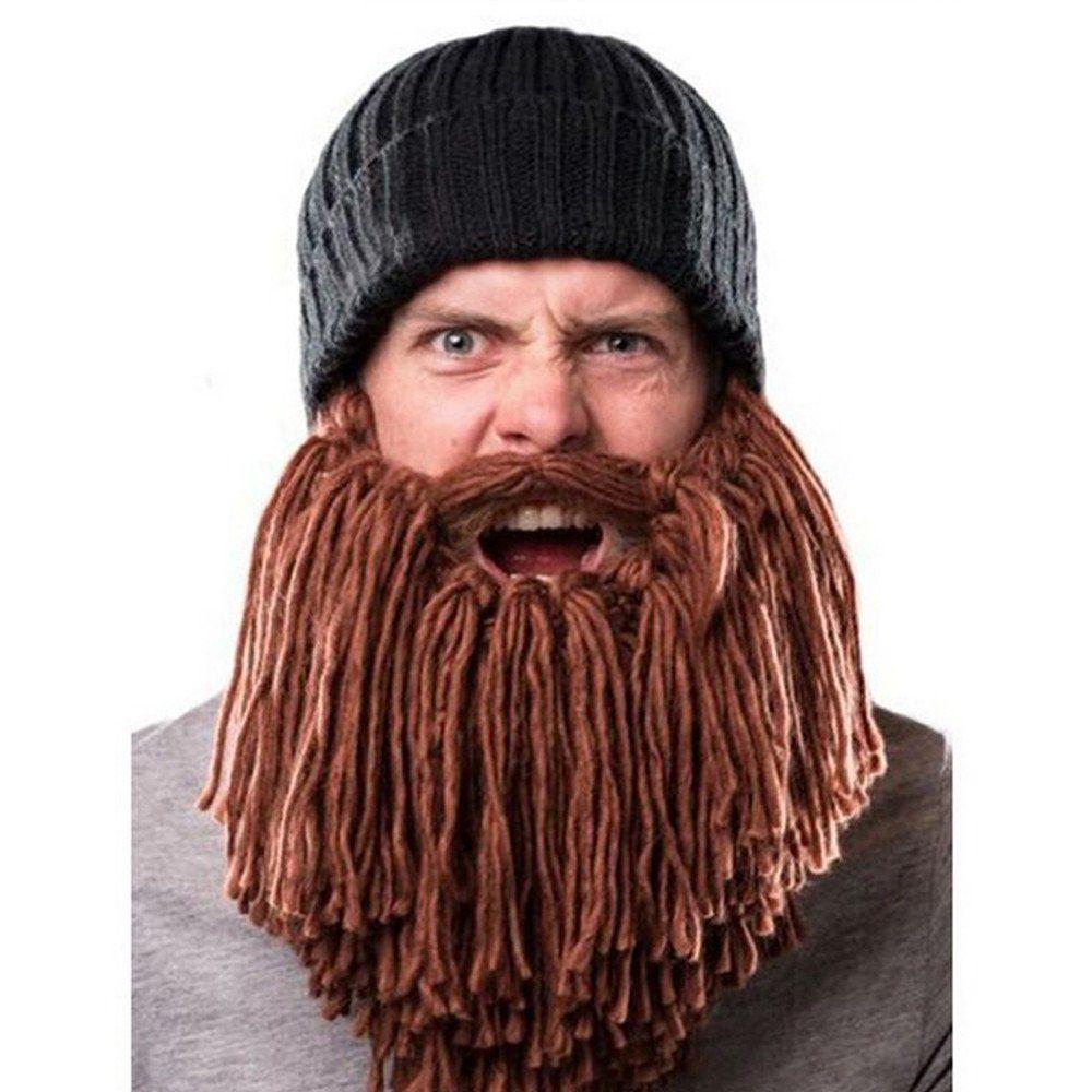 Crochet long beard beanie long beards crochet and patterns crochet long beard beanie bankloansurffo Images