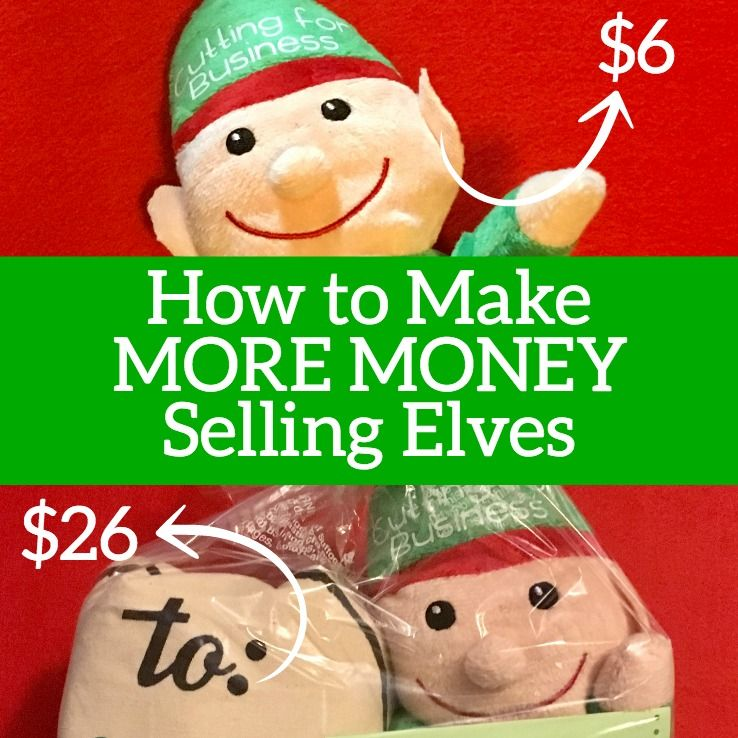 Learn How To Make More Money Selling Personalized Christmas Plush Elves Wit Cricut Christmas Ideas Christmas Crafts To Sell Christmas Crafts To Sell Make Money