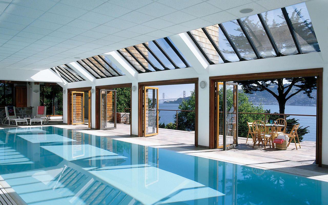 solarlux v randa piscine baies vitr es coulissantes. Black Bedroom Furniture Sets. Home Design Ideas