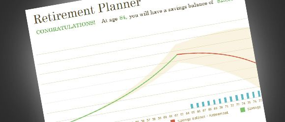 Free Retirement Plan Template for Excel 2013 Budget-Finanace