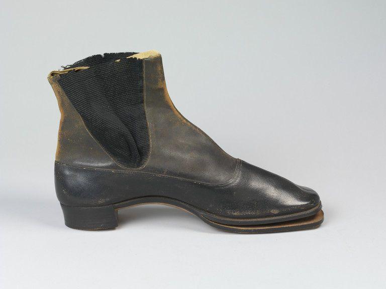 19th century men's boots