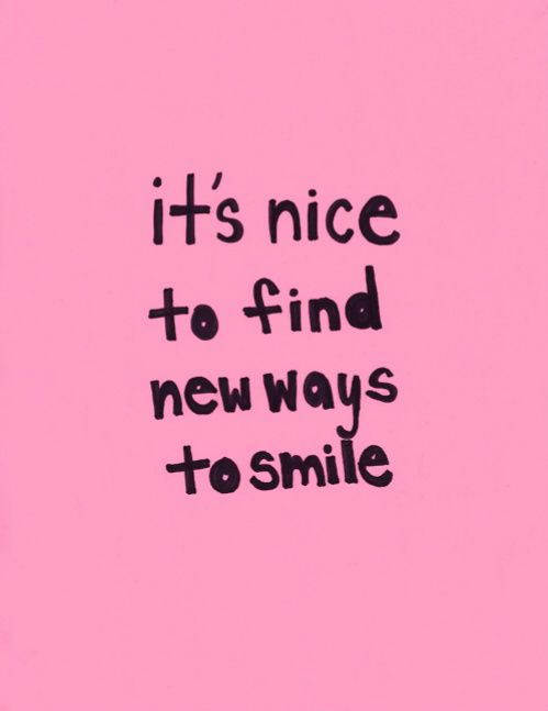 New Quotes On Smile