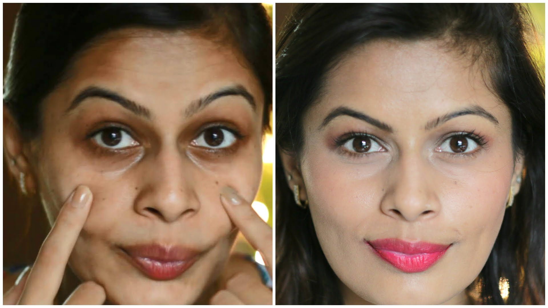 Best Way to Cover Dark Circles For Indian, Tan, Olive