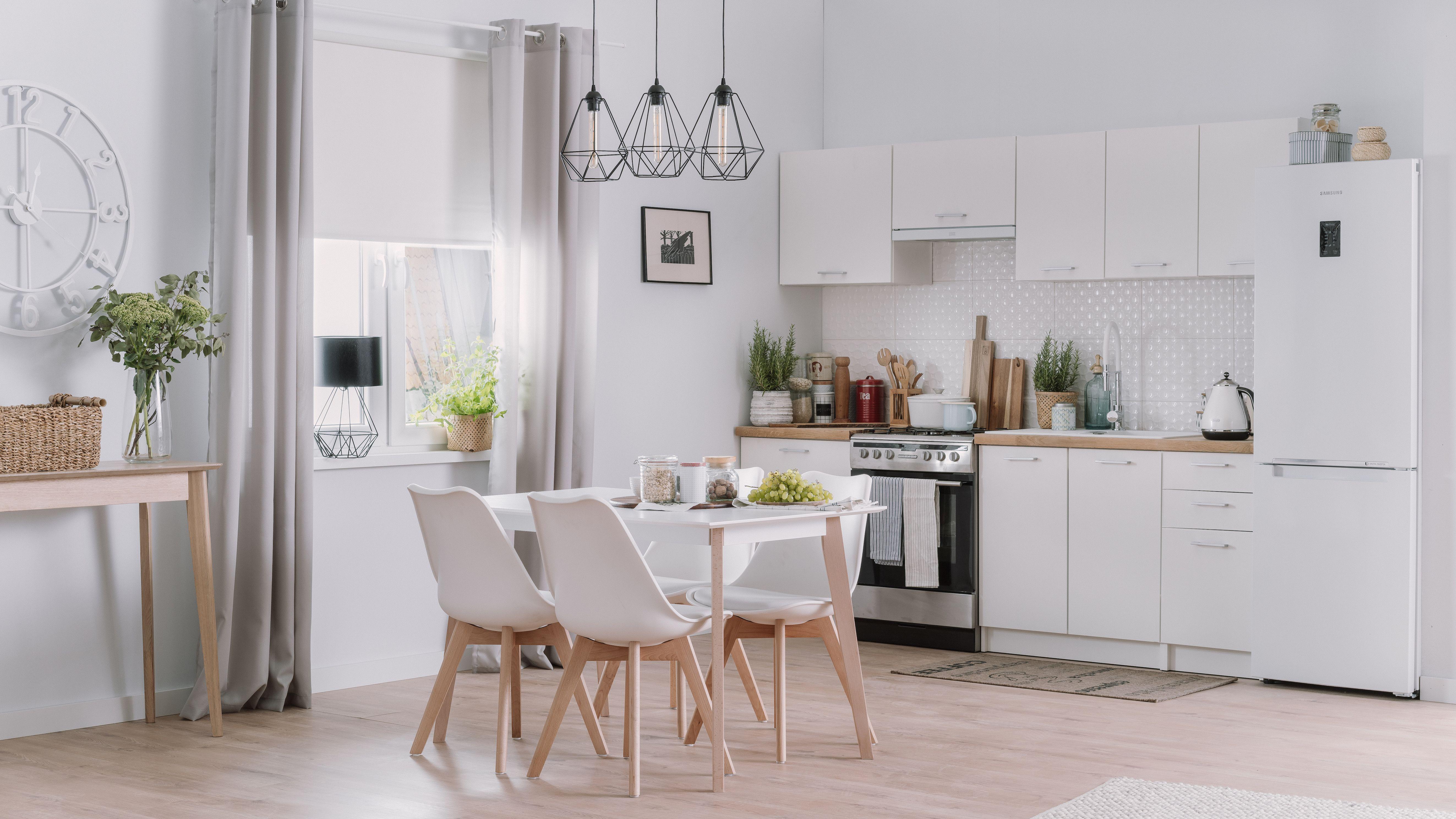 Allegro Wnetrza Kuchnia W Stylu Skandynawskim Sprawdz Wykorzystane Produkty Home Decor Furniture Decor