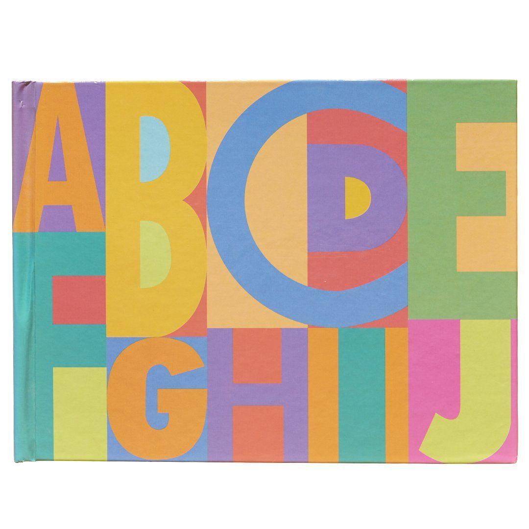 "Letterform Archive on Twitter: ""Robert Sabuda, A Christmas Alphabet, New York…"