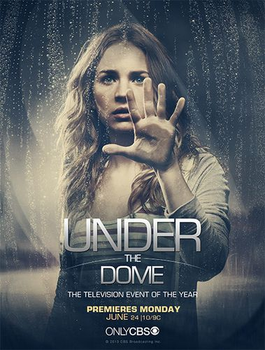Under The Dome Poster Anazhthsh Google With Images