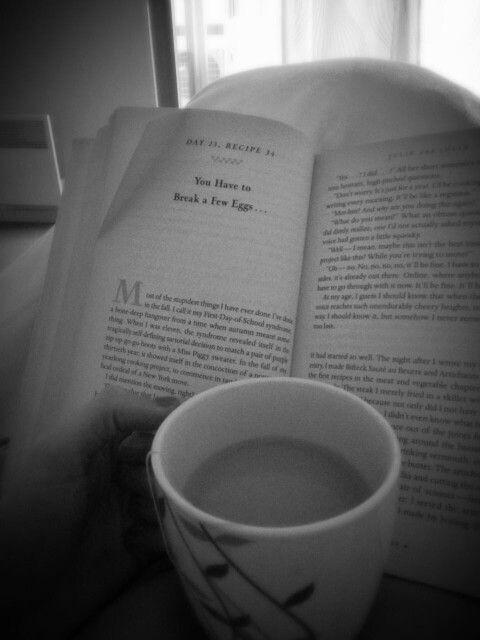 Winter day#cuppa tea# good book