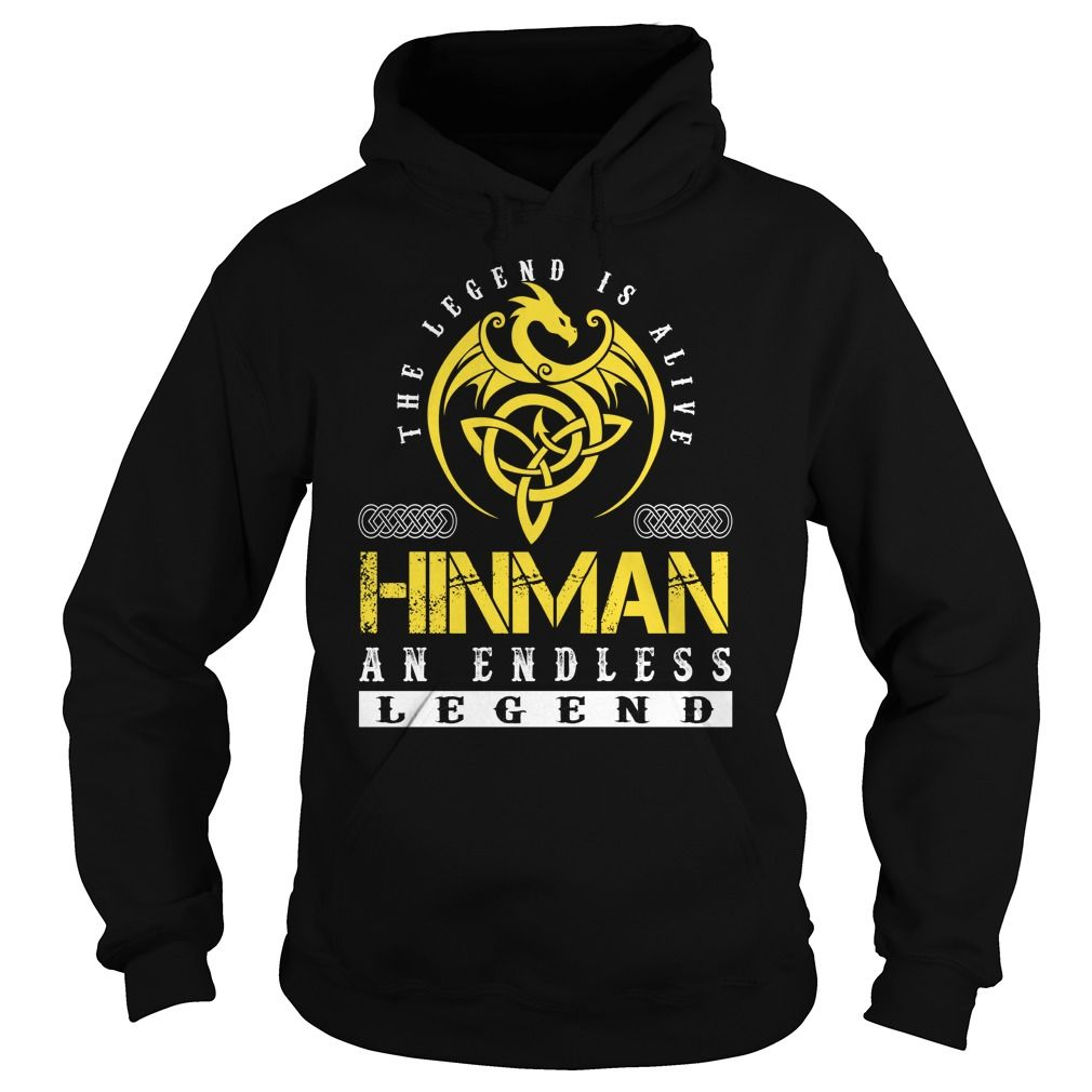 The Legend is Alive HINMAN An Endless Legend Name Shirts #Hinman