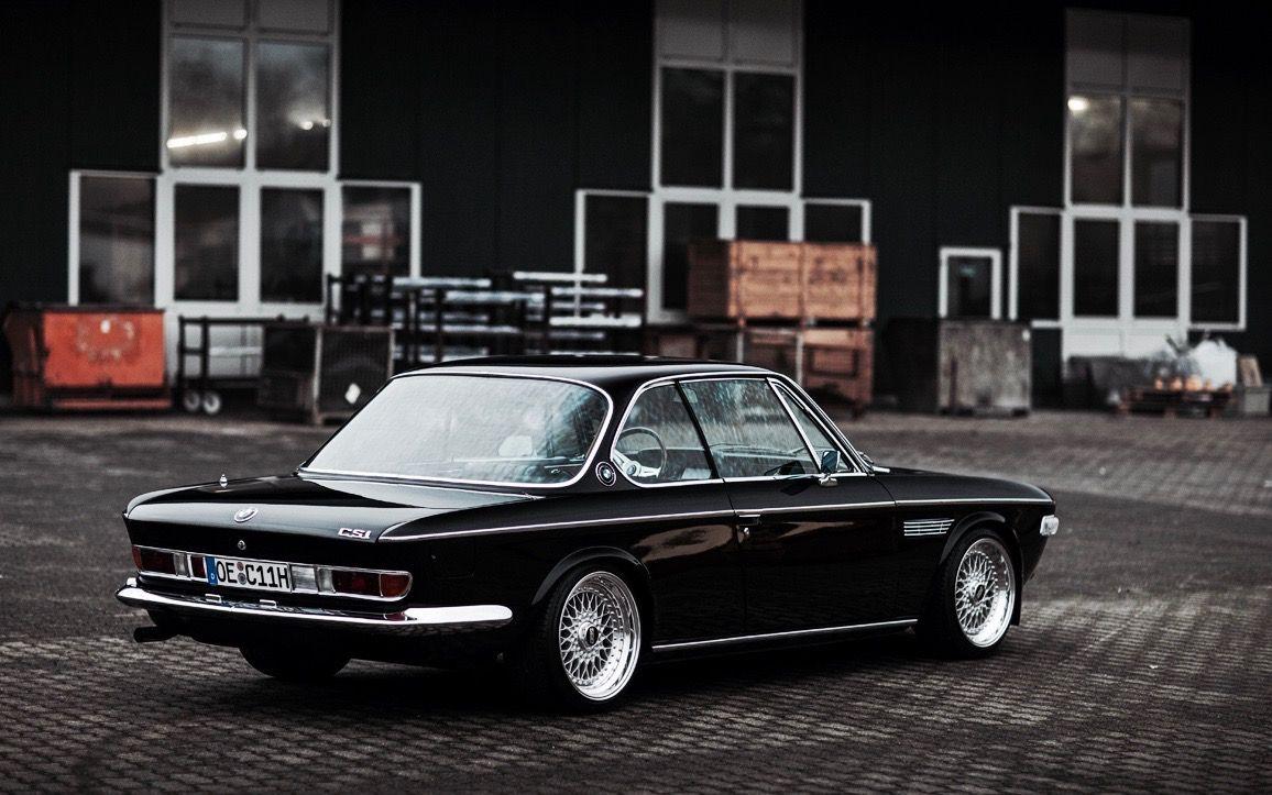 3 0 Csi Bmw E9 Bmw Vintage Bmw Classic