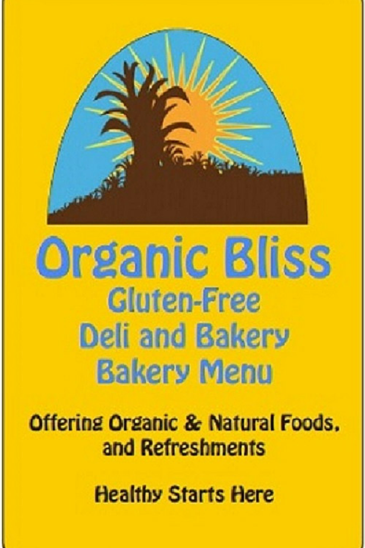 Organic Bliss Gluten Free Deli And Bakery A Locally Owned Operated Eatery Glutenfree Gf Location 3723 N King Road Toledo Oh 43617 Phone