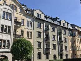 3 Zimmerwohnung mit Balkon, Garten und Aufzug ++ Kaßberg