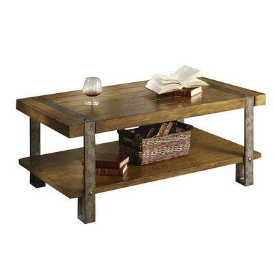 Riverside Furniture Sierra Coffee Table U0026 Reviews | Wayfair