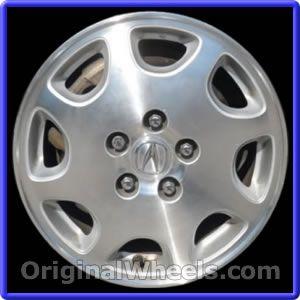 OEM Acura RL Rims Used Factory Wheels From OriginalWheelscom - Acura factory rims
