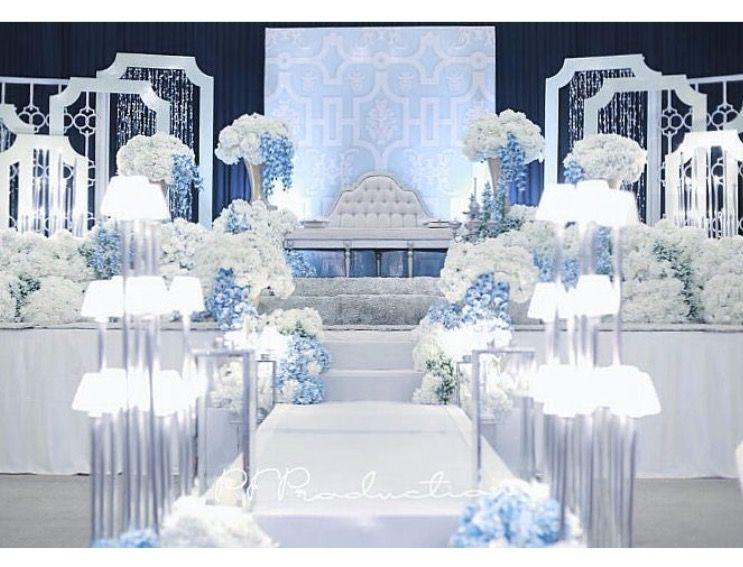 Backdrop For Wedding Wedding Decor Elegant Wedding Deco Baby Blue Weddings