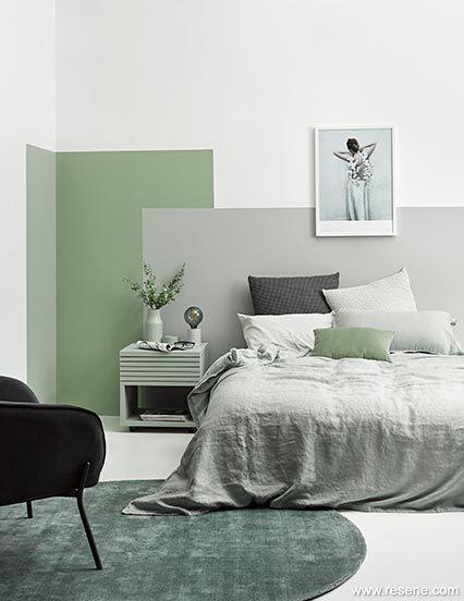 Photo of pink bedroom