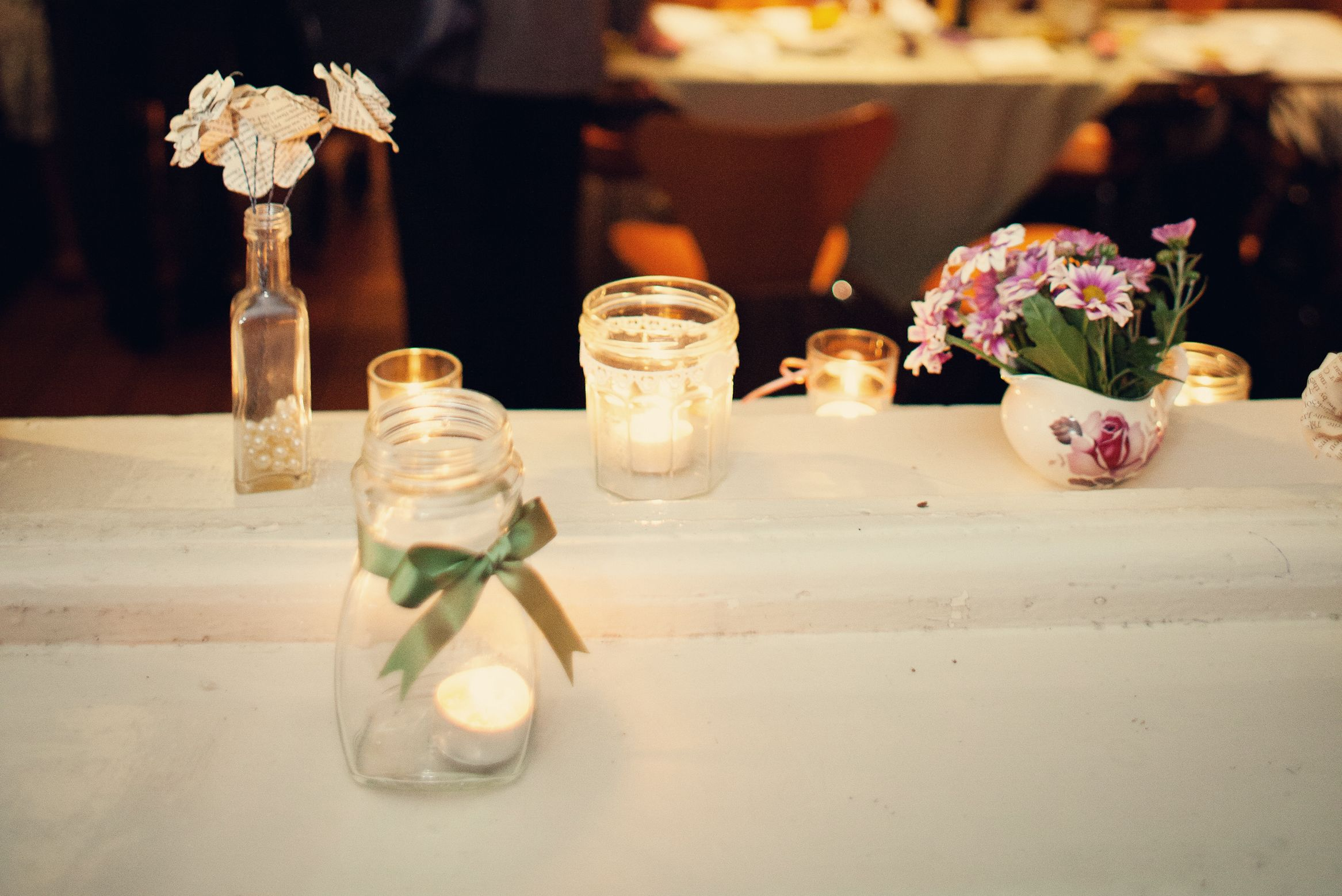 Learn To Make Handmade Wedding Decorations Paper Flowers From Old