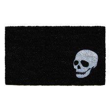 Skull Doormat