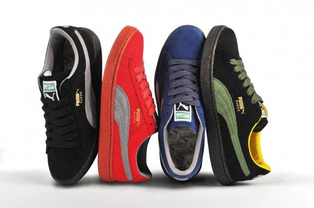 10 Classic Puma Sneakers For Every Type Of Rotation Puma Suede Sneakers Puma