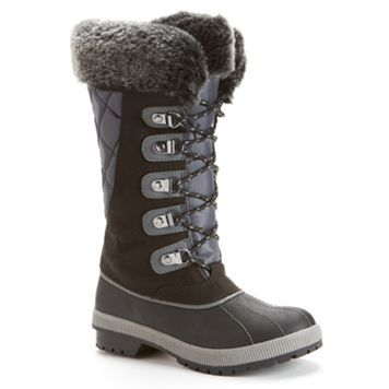 Totes Gail Duck Winter Boots - Women
