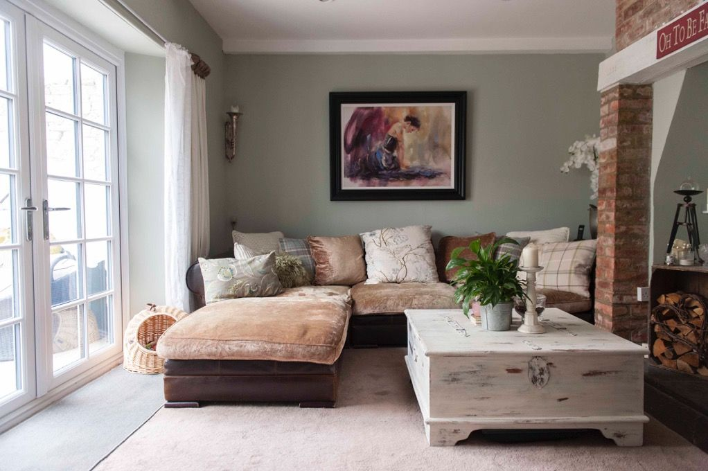 the snug farrow and ball mizzle paint pinterest snug living rooms and room. Black Bedroom Furniture Sets. Home Design Ideas