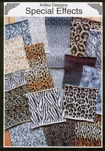 Special Effects Collection - Animal Prints, Machine ...