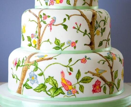 Fridays FAB 5 Unique Wedding Cake Ideas Wedding cake Cake and