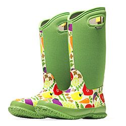 Classic Hi Garden Boots Gardens The ojays and Too cute