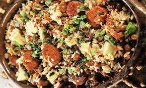 Baiao De Dois Receita Receitas Culinaria Nordestina Vagens