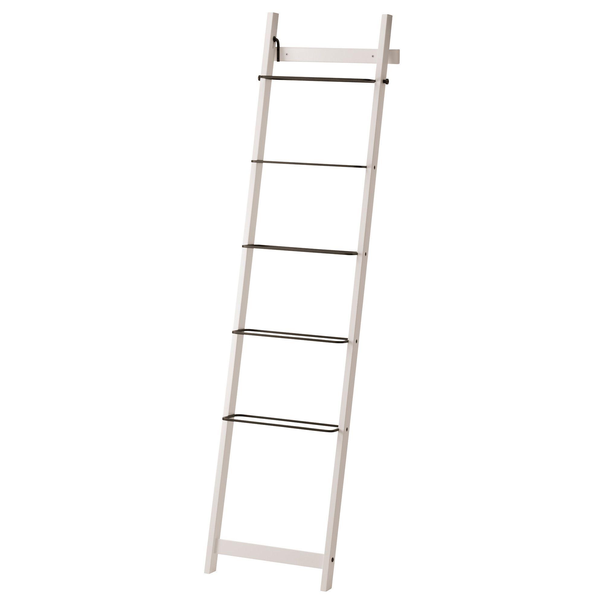 Meubles Et Accessoires Serviettes Blanches Porte Serviette Ikea