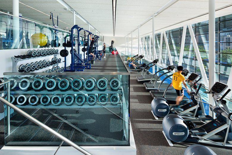Goldring Centre for High Performance Sport, Toronto, 2014
