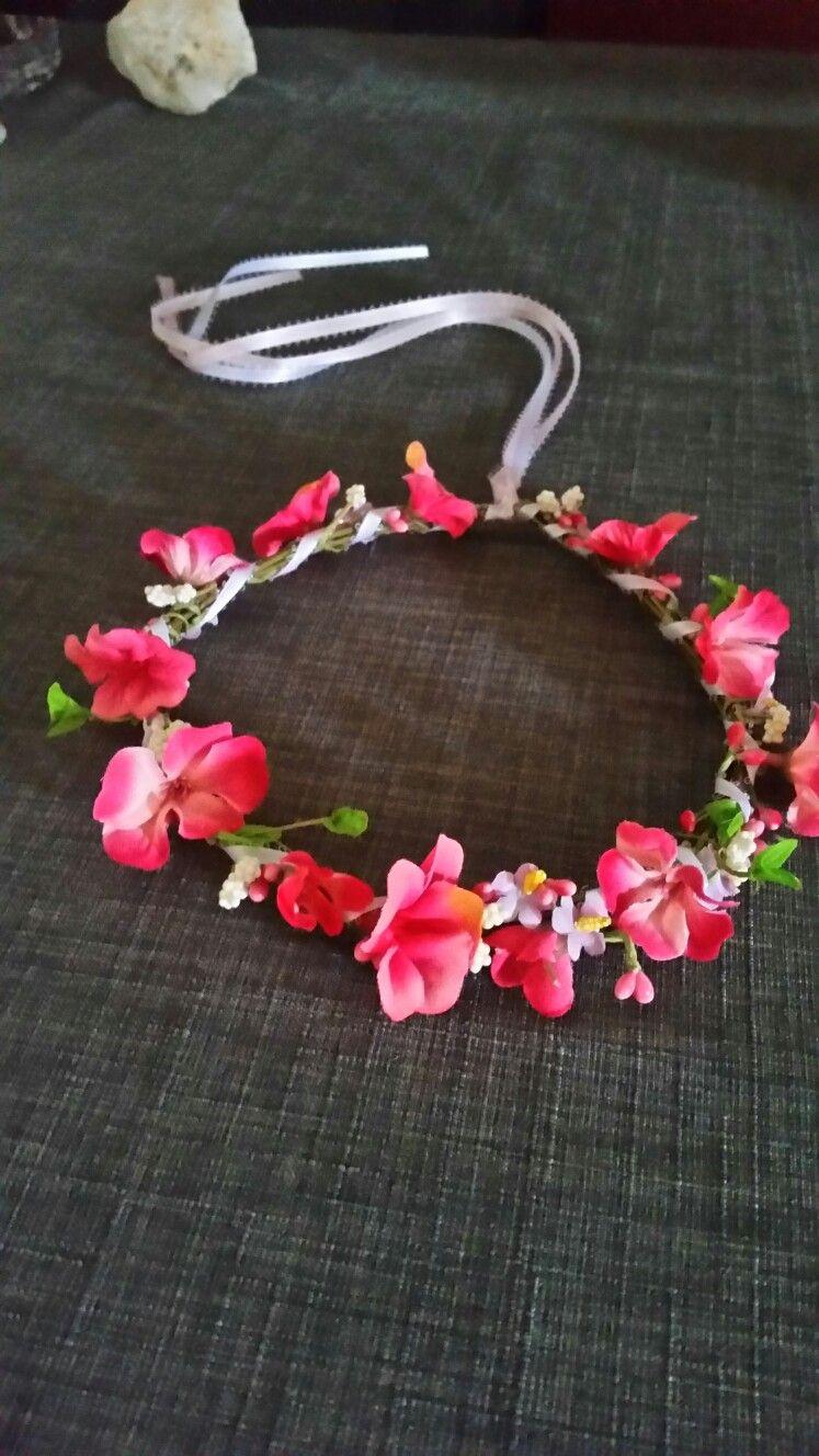 Raspberry blossoms