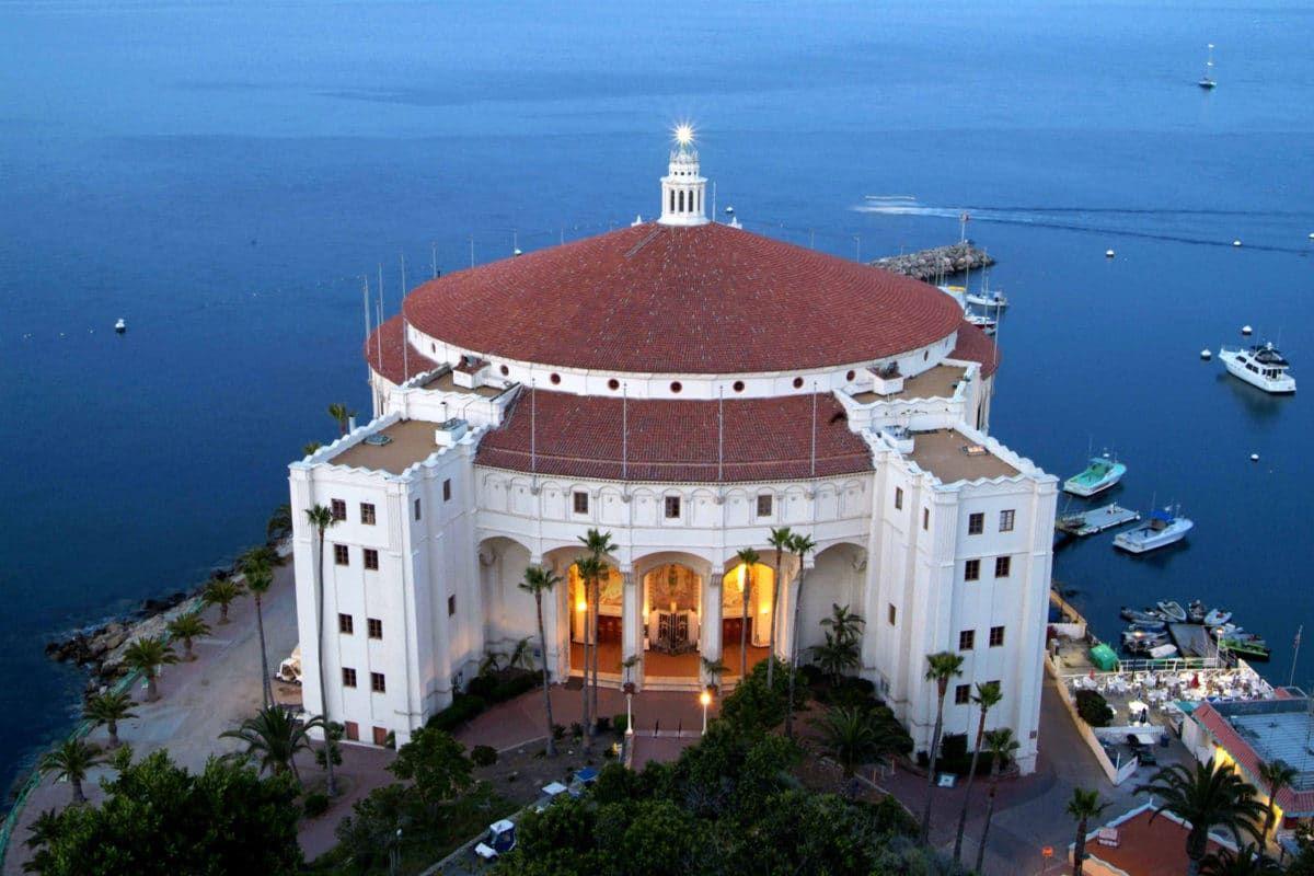 3 secrets about the Catalina Casino Catalina island