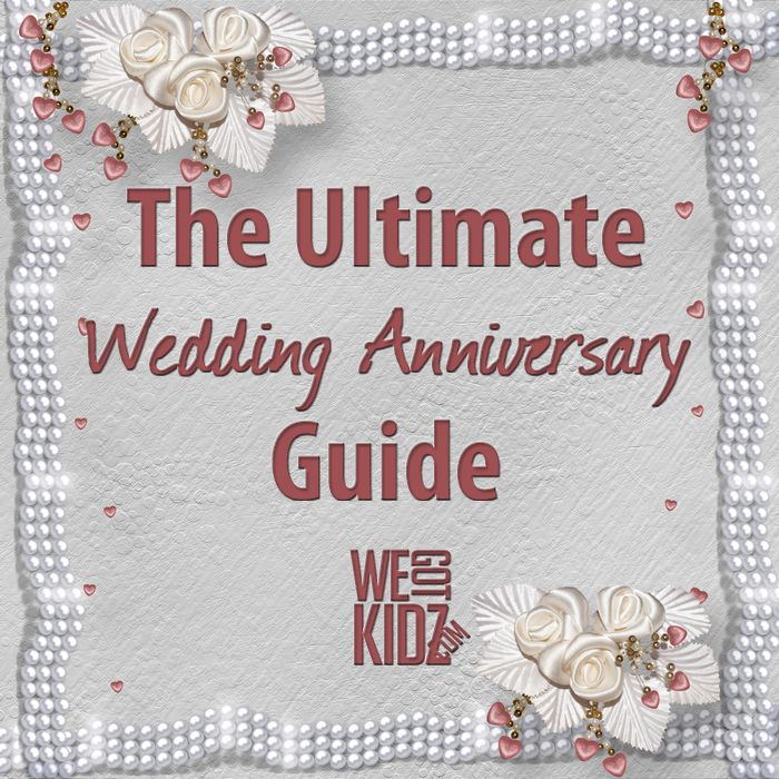 The Ultimate Wedding Anniversary Guide Themes History