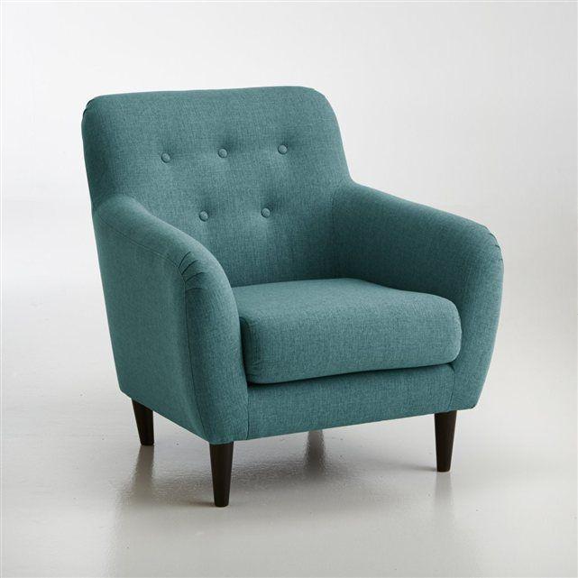 fauteuil vintage watford la redoute prix avis notation livraison fauteuil watford. Black Bedroom Furniture Sets. Home Design Ideas