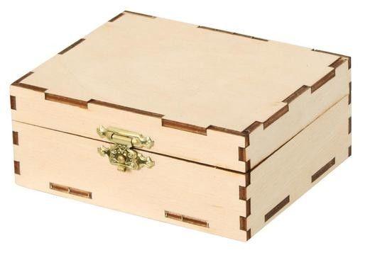 Hervorragend Holzkiste selber bauen, Bausatz, aus Holz, Holzleim und  NN74
