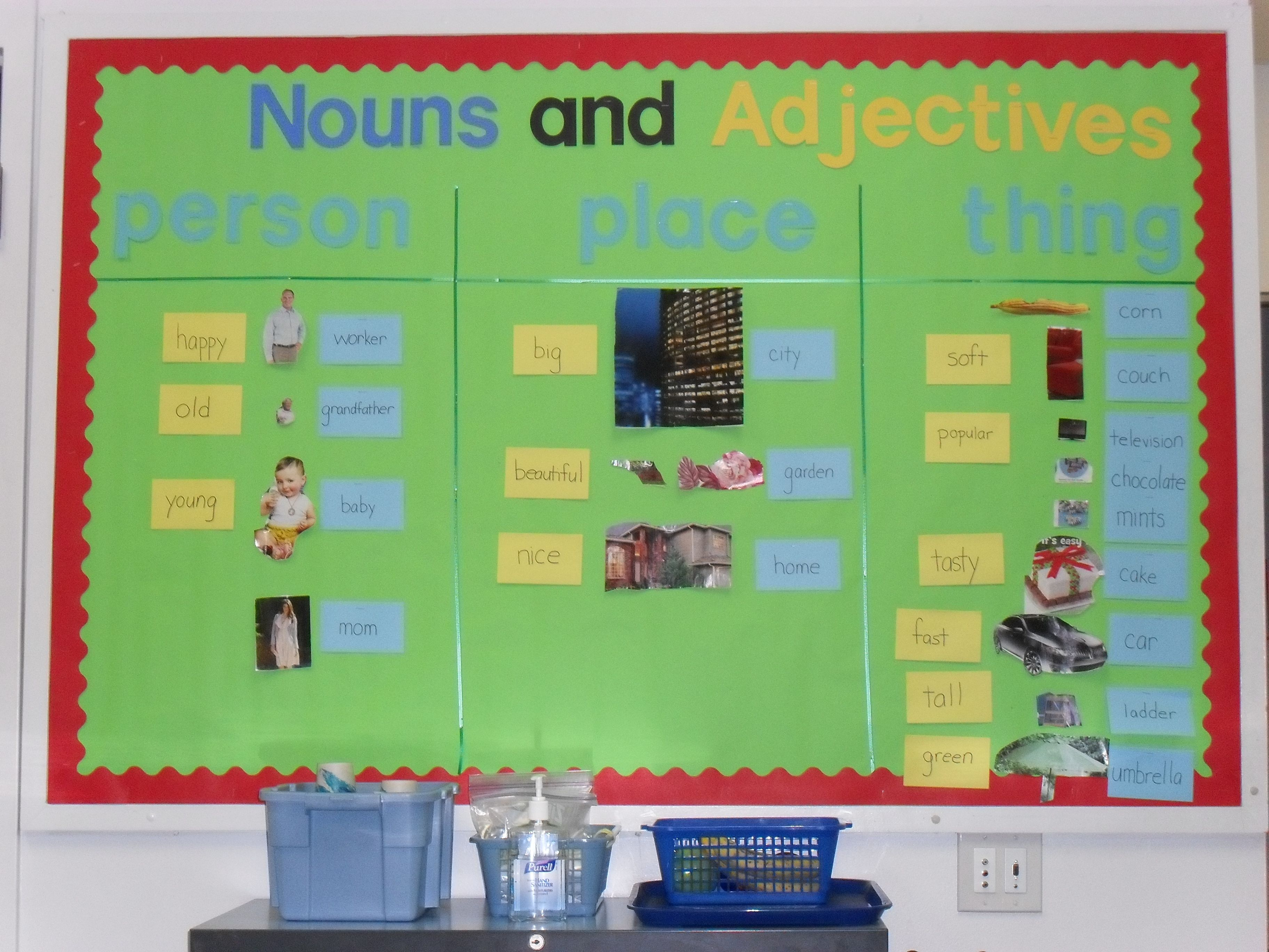 Innovative Ideas In English Classroom ~ High school english bulletin board ideas