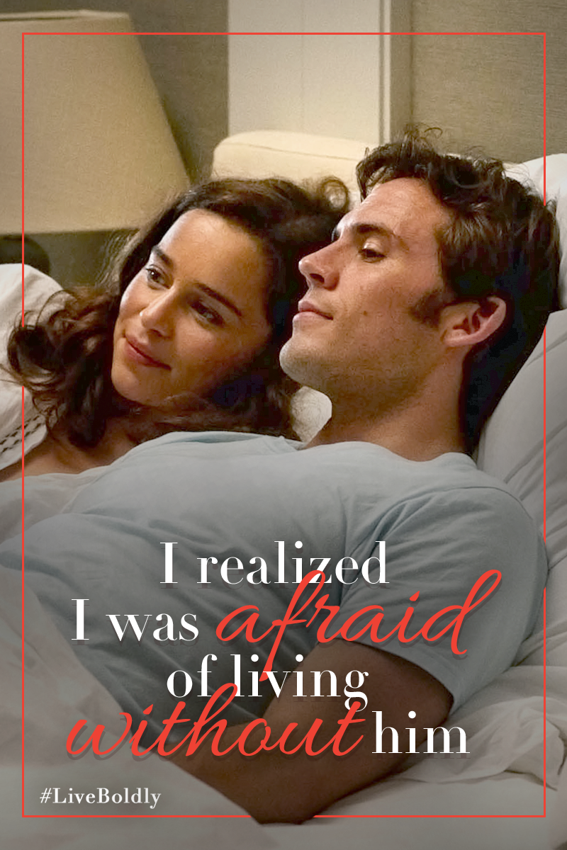 Me Before You Movie Quote