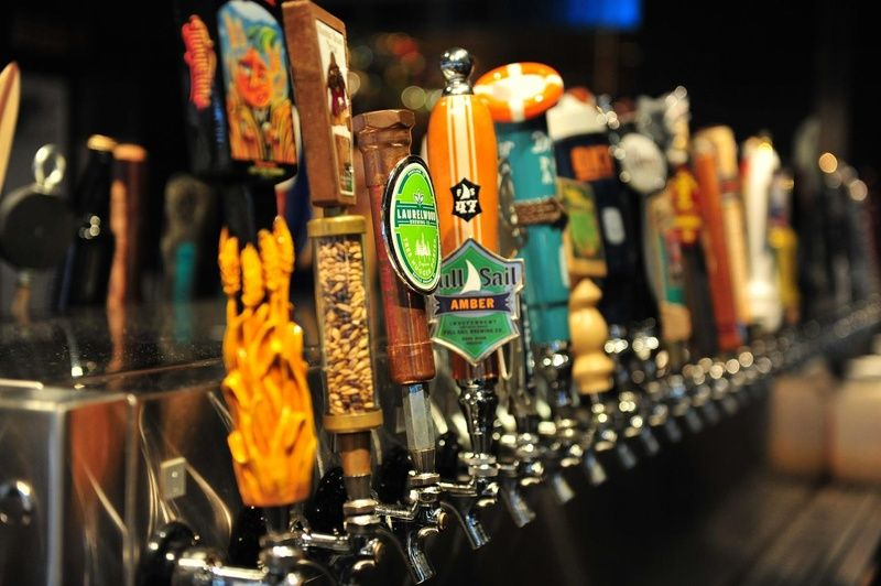 Craft beer etiquette 101 Dallas bars answer the question, how - food list samples